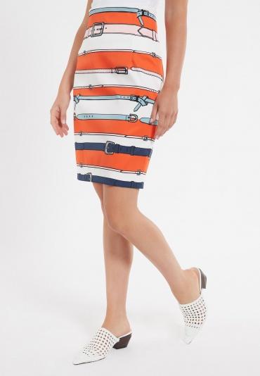 Ana Alcazar Short Skirt Zerys