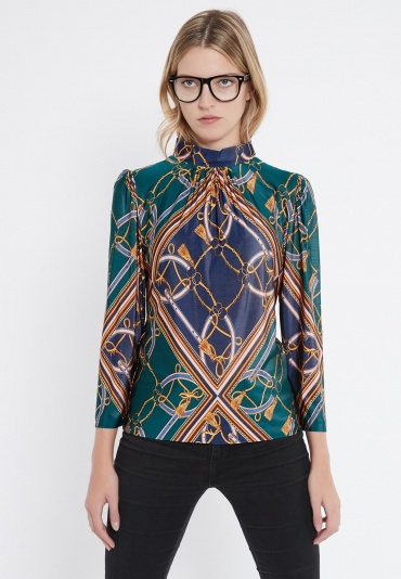 Ana Alcazar Shirt Volkomy