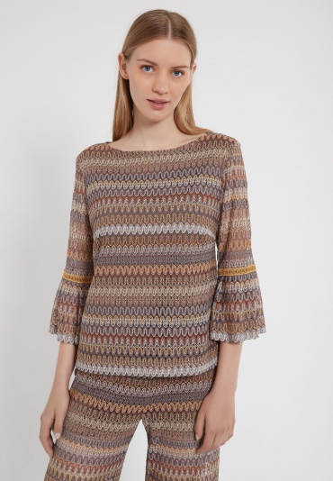 Ana Alcazar Knit Top Ziras
