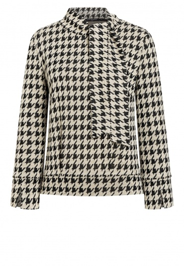 Houndstooth Shirt Beirel
