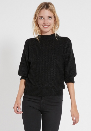 Short Sleeve Sweater Bimie