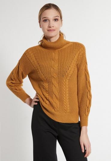 Turtleneck Sweater Eva