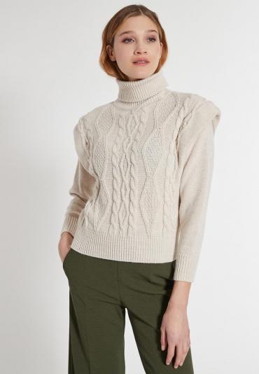 Turtleneck Sweater Evie