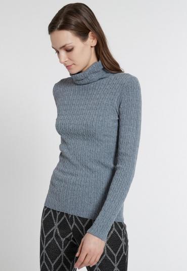 Turtleneck Sweater Evanea