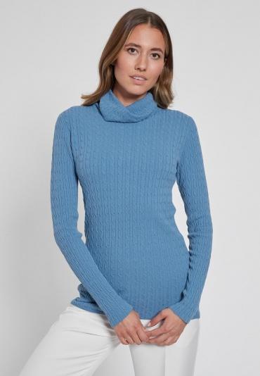 Turtleneck Sweater Evasea