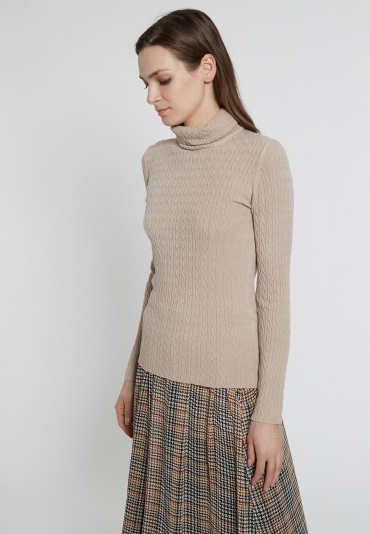 Turtleneck Sweater Evimy