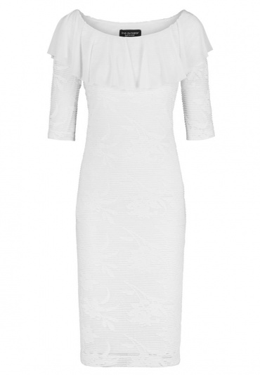 ana alcazar Offshoulder Dress Brendas
