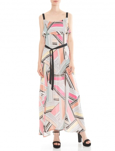 Ana Alcazar Maxi Dress Miakis
