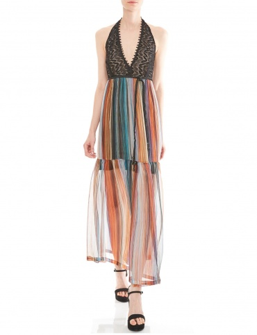 Ana Alcazar Maxi Dress Mikaly
