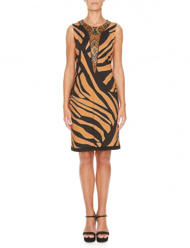 Ana Alcazar Jersey Dress Manjoleis