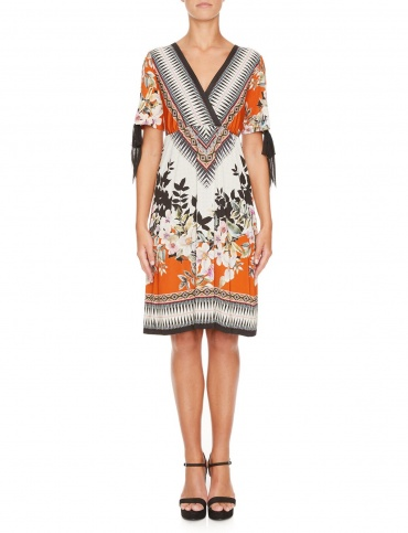 Ana Alcazar Jersey Dress Marifa