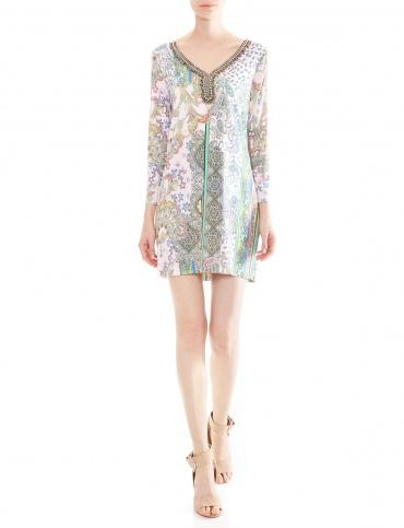 Ana Alcazar Tunic Dress Manjana