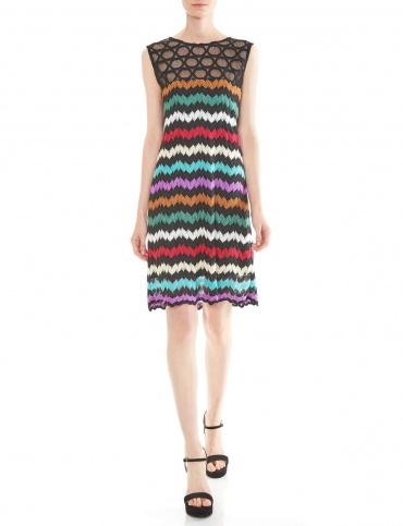 Ana Alcazar A-Shaped Dress Merlenara