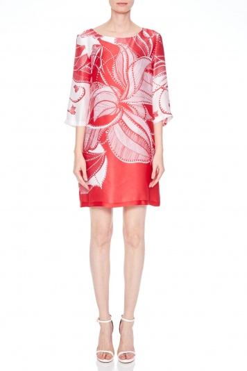 Ana Alcazar Silk Tunic Dress Nairy