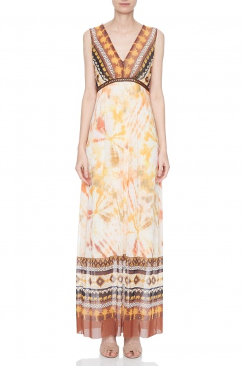 Ana Alcazar Maxi Dress Naketa