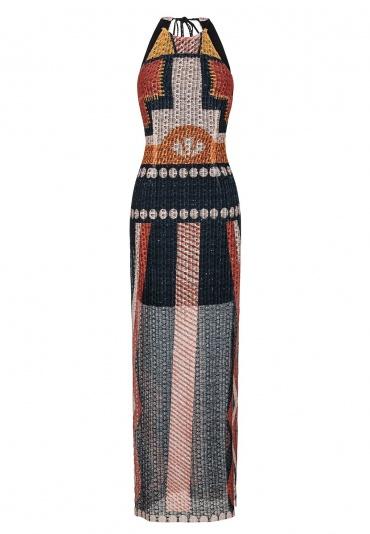 Ana Alcazar Maxi Dress Farawea