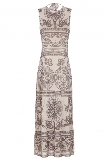 Ana Alcazar Maxi Dress Fremonea