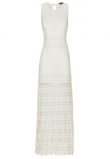 ana alcazar Lace Maxi Dress Belromy