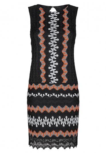 Ana Alcazar A-Linien Kleid Ferawis