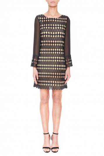 Ana Alcazar Tunic Lace Dress Geny