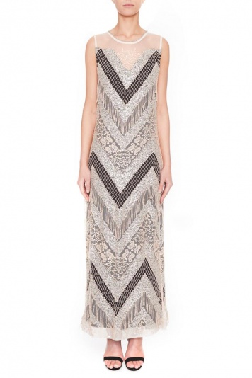 Ana Alcazar Black Label Maxi Dress Giorgy