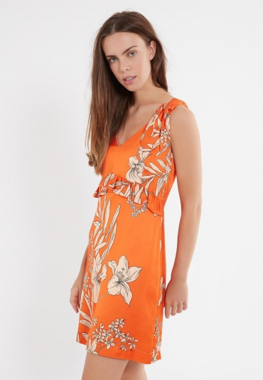 Ana Alcazar Summer Dress Ziaky