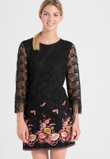 Ana Alcazar A-Shaped Dress Obany