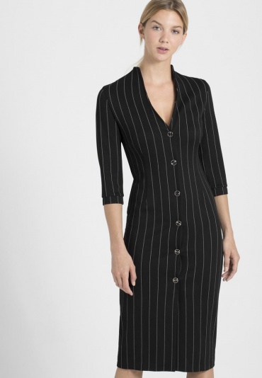 Ana Alcazar Midi Dress Petula