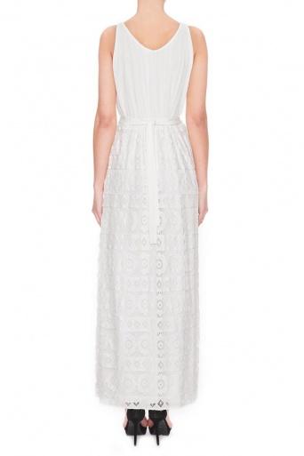 Ana Alcazar Maxi Lace Dress Ginnis