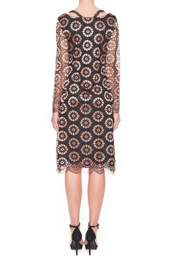 Ana Alcazar Lace Dress Leonessa
