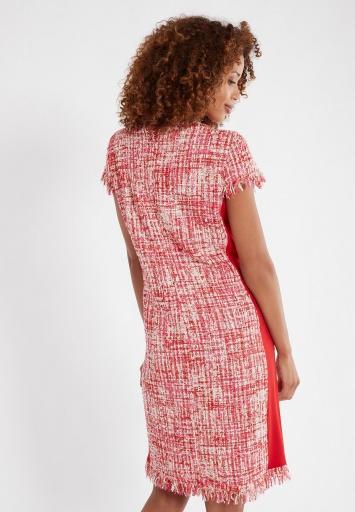 Ana Alcazar Mix Dress Sabtol
