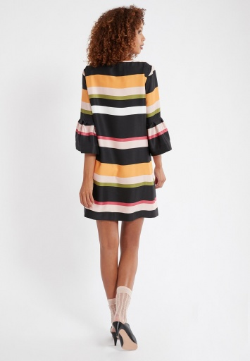 Ana Alcazar Sleeve Dress Segali