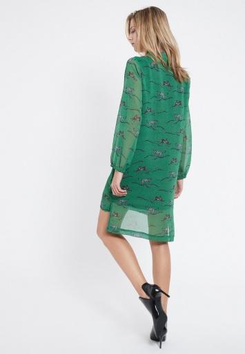 Ana Alcazar Shirt Dress Vabiane