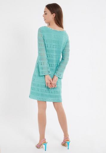 Ana Alcazar Tunic Dress Zefy Mint