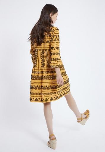 Ana Alcazar Boho Dress Zelma