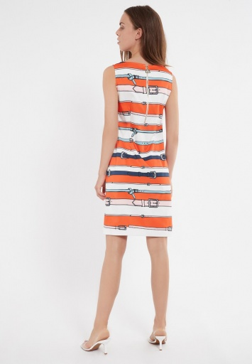Ana Alcazar Shift Dress Zeryl