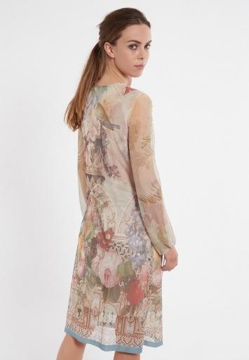 Ana Alcazar Ruffle Dress Zidea