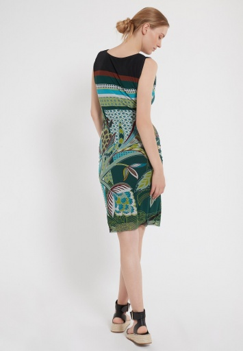 Ana Alcazar Waterfall Dress Zifol