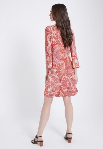 Ana Alcazar Deco Dress Zafai