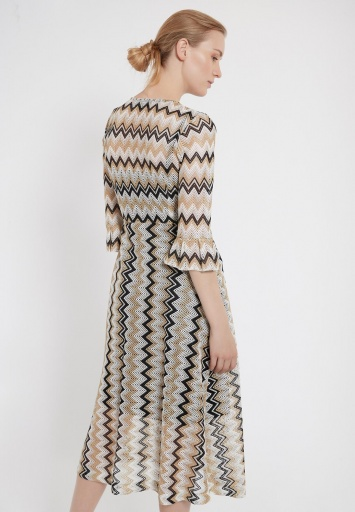 Ana Alcazar Wrap Dress Zismo