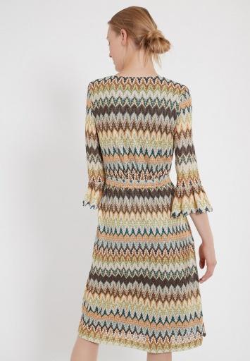 Ana Alcazar Wrap Dress Zagea
