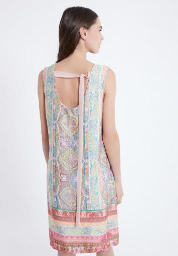 Ana Alcazar A-Shaped Dress Ameba