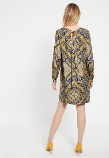Print Dress Bakka