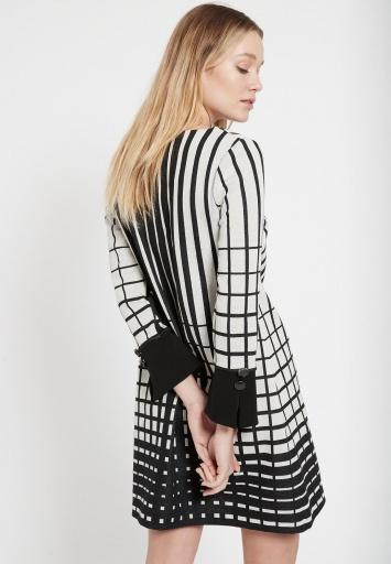 A-Shaped Dress Bekwy
