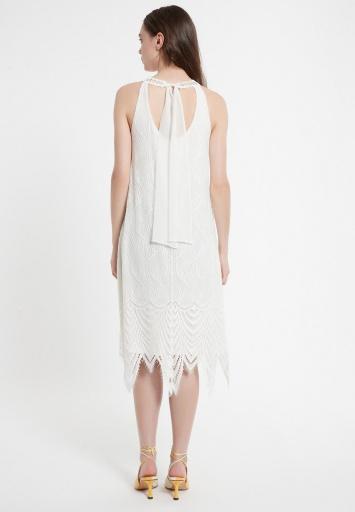 Neckholder Dress Cafis