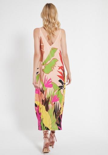 Long Strap Dress Cepty