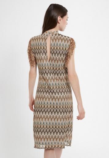 Fringed Dress Ciba