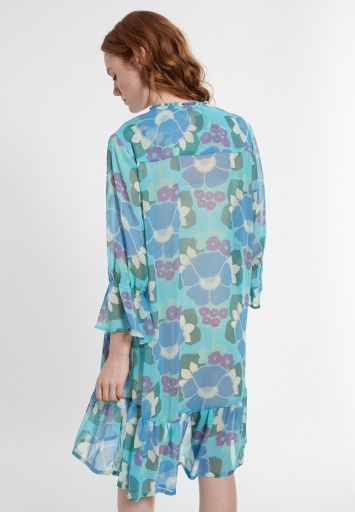 Ruffle Dress Dimonis