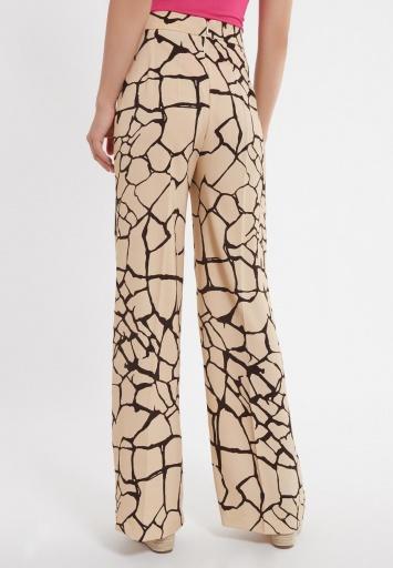 Ana Alcazar Long Trousers Zabor