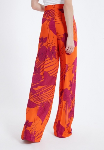 Ana Alcazar Long Trousers Zadon